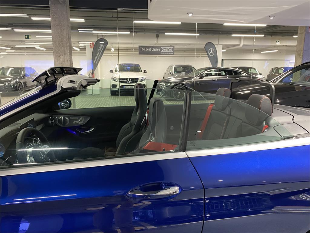 Cabrio Mercedes-AMG C 43 4MATIC-5081889