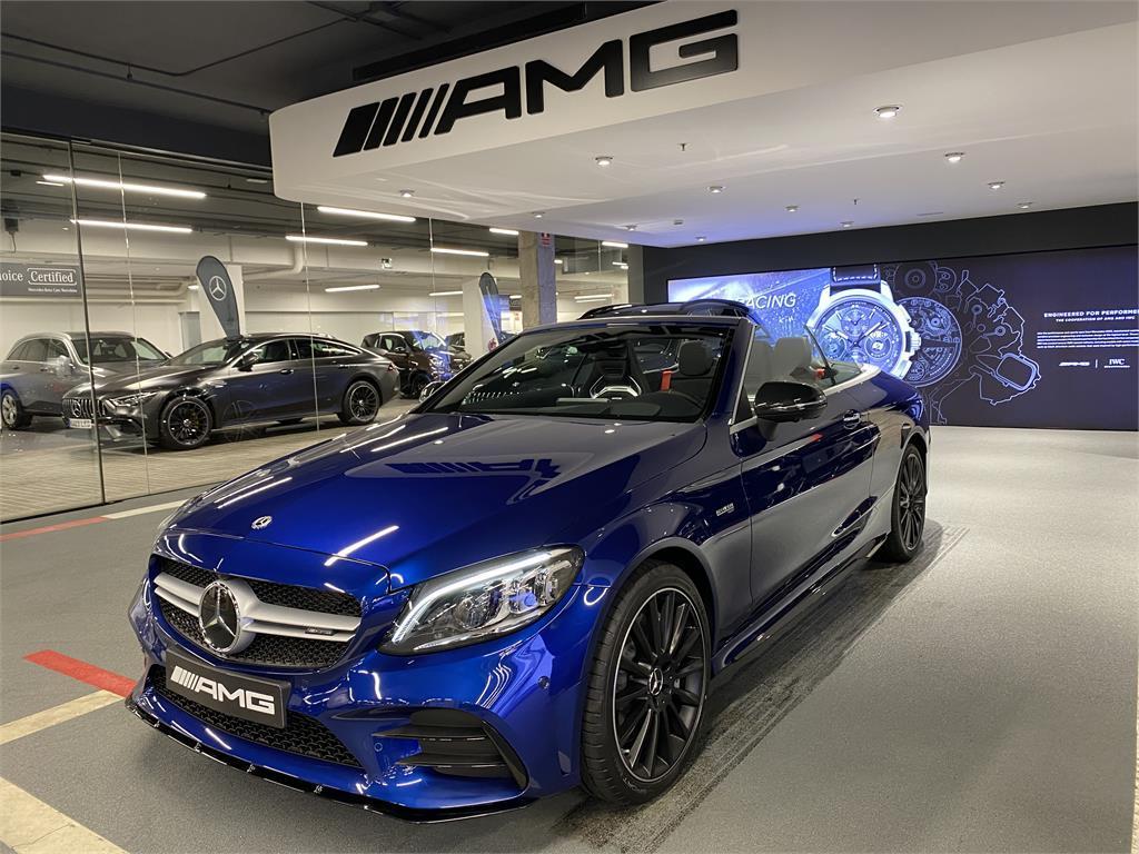 Cabrio Mercedes-AMG C 43 4MATIC-5081885