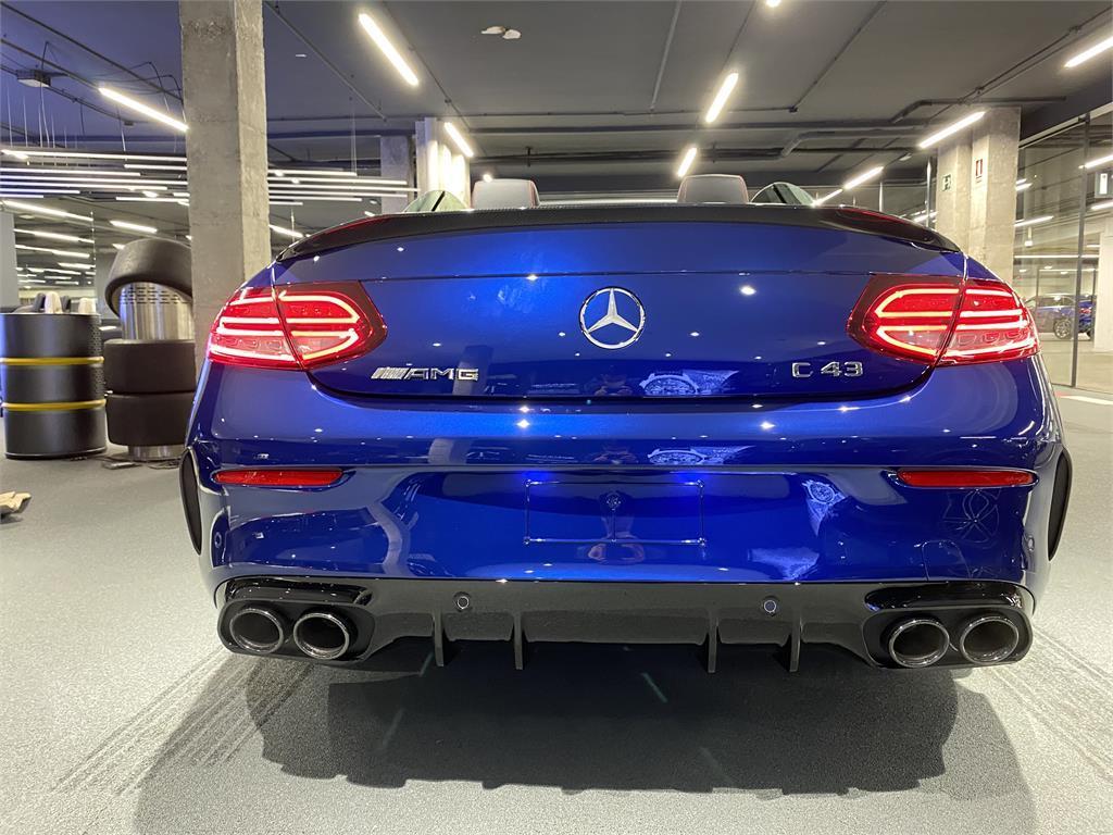 Cabrio Mercedes-AMG C 43 4MATIC-5081891