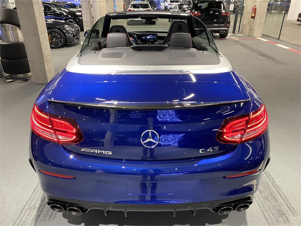 Cabrio Mercedes-AMG C 43 4MATIC-5081892