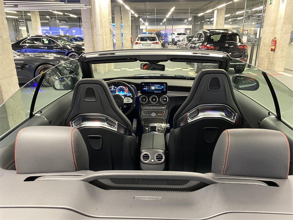 Cabrio Mercedes-AMG C 43 4MATIC-5081897