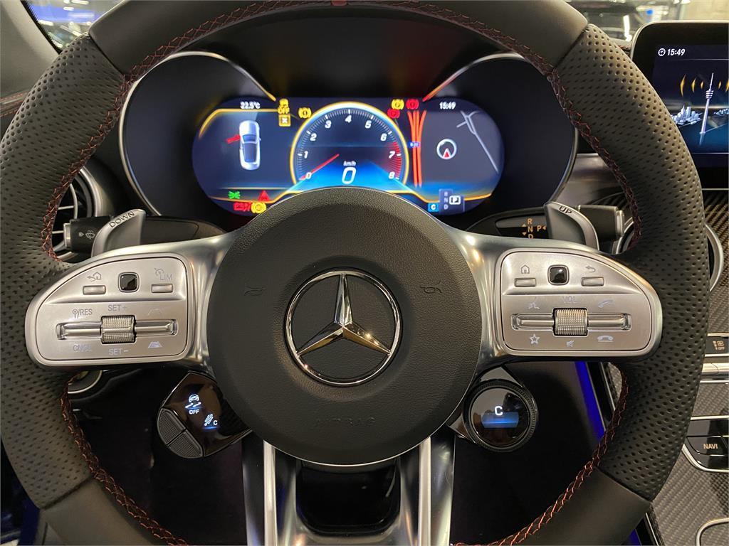 Cabrio Mercedes-AMG C 43 4MATIC-5081899