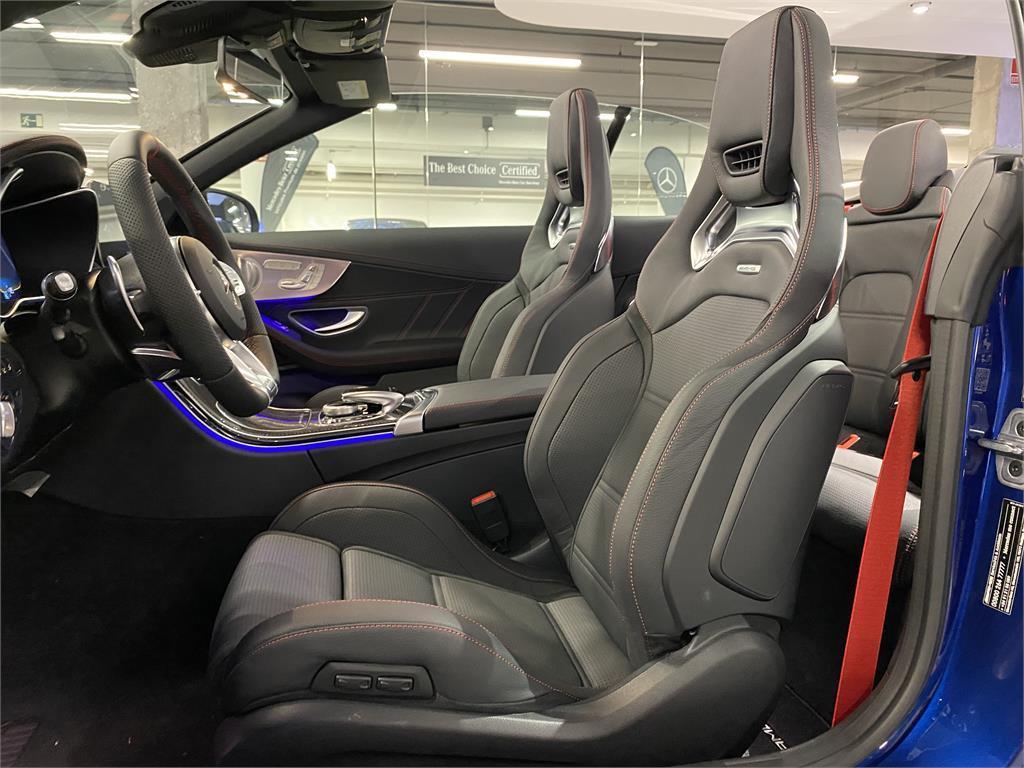 Cabrio Mercedes-AMG C 43 4MATIC-5081903