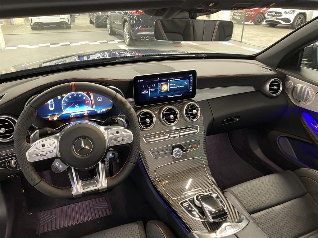 Cabrio Mercedes-AMG C 43 4MATIC-5081898