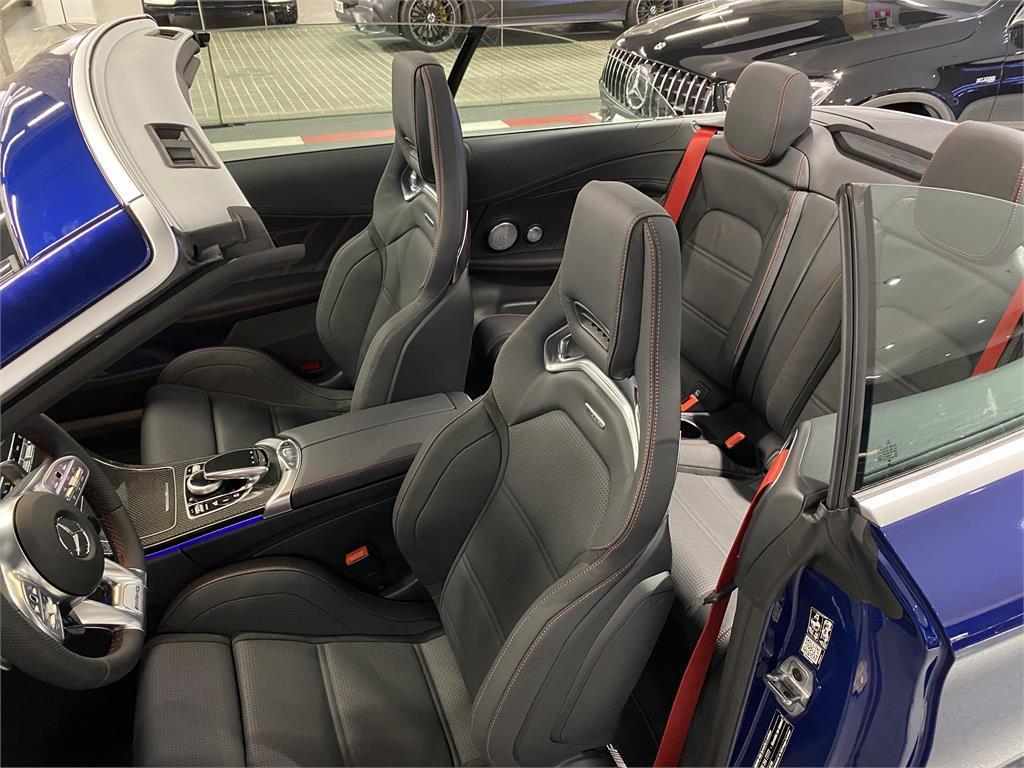 Cabrio Mercedes-AMG C 43 4MATIC-5081904