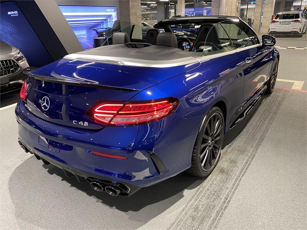 Cabrio Mercedes-AMG C 43 4MATIC-5081894