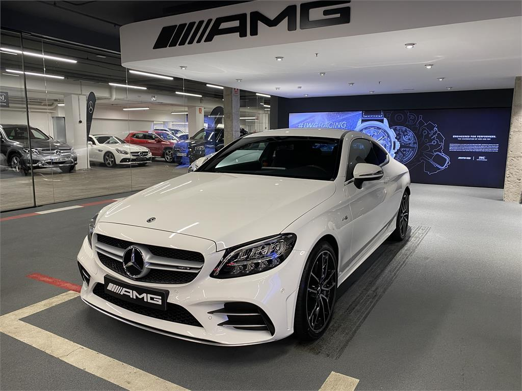 Coupé Mercedes-AMG C 43 4MATIC-5081908