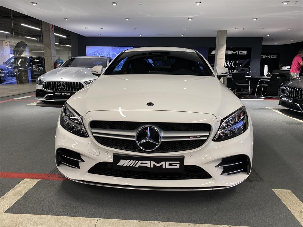 Coupé Mercedes-AMG C 43 4MATIC-5081909
