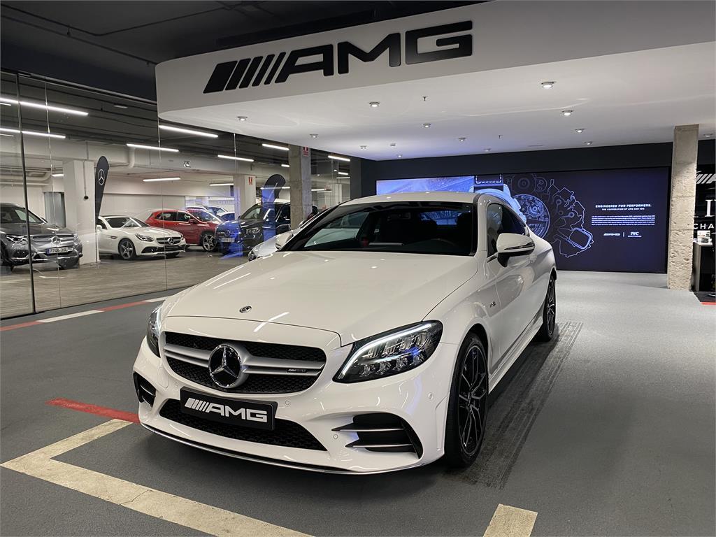 Coupé Mercedes-AMG C 43 4MATIC-5081907
