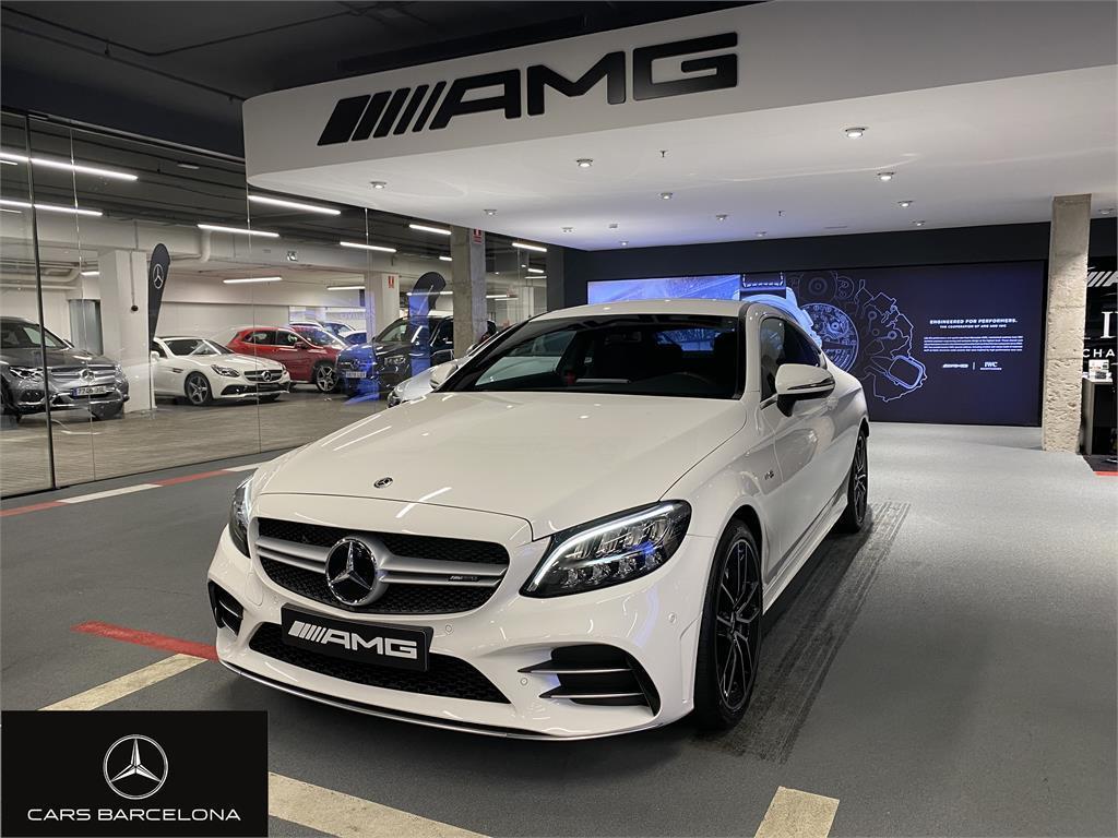 Coupé Mercedes-AMG C 43 4MATIC-5081906