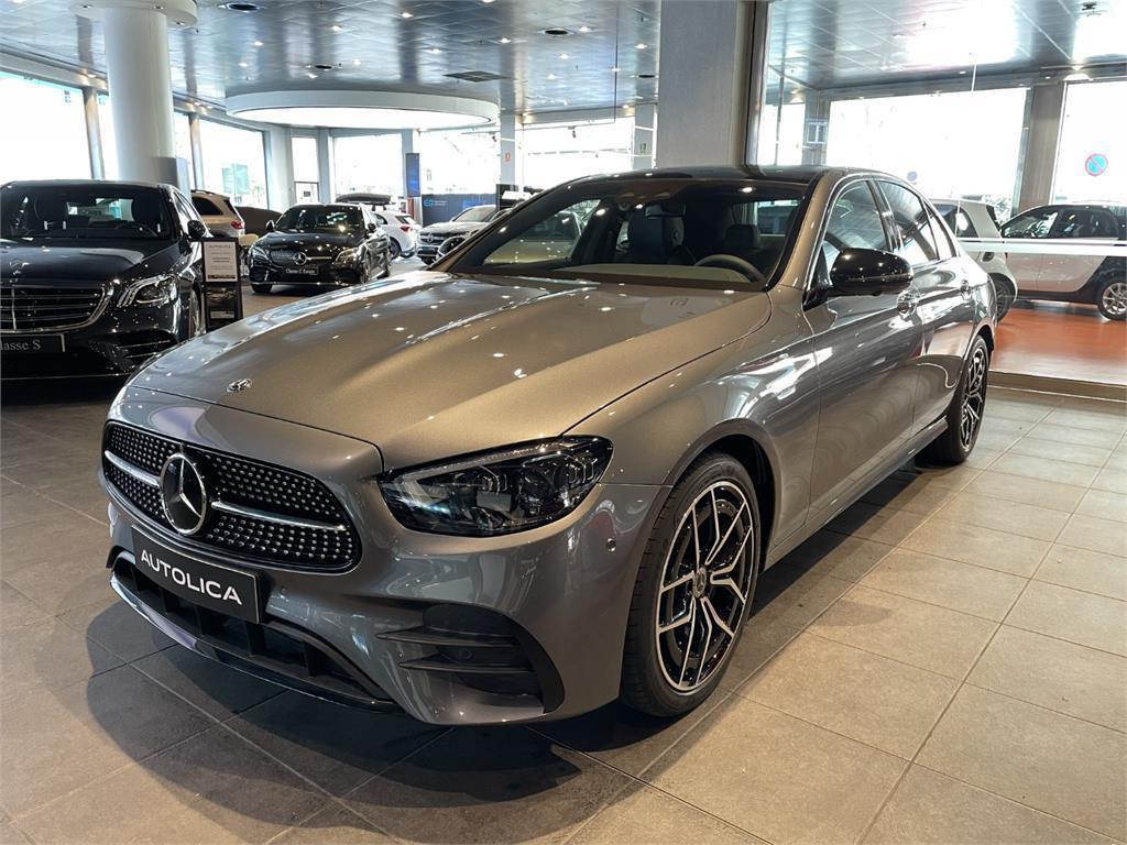 Mercedes-Benz Clase E 200 d