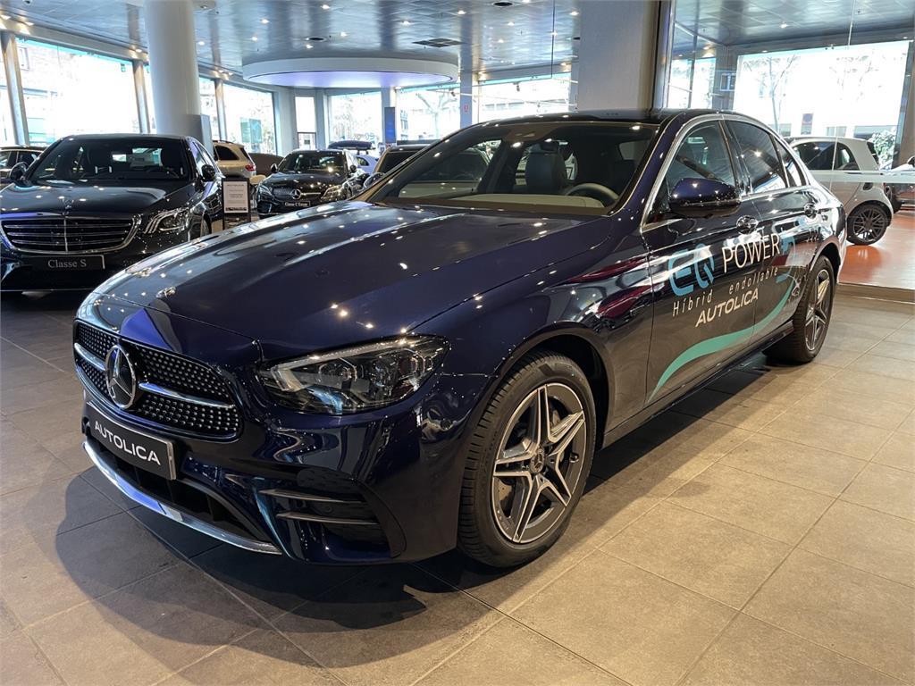 Mercedes-Benz Clase E 300 e