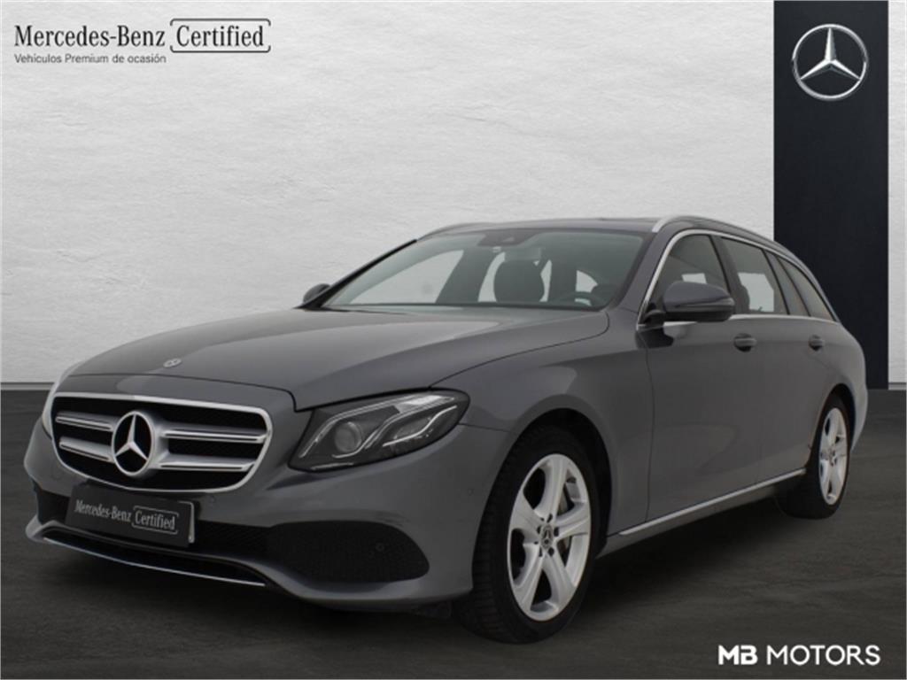 Mercedes-Benz Clase E 350 d 4MATIC Estate