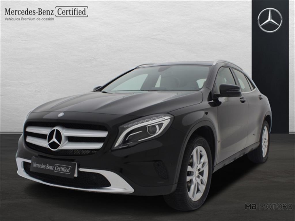 Mercedes-Benz Clase GLA 200d Urban 7G-DCT