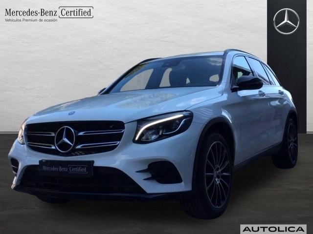 Mercedes-Benz Clase GLC 220 d 4MATIC Edition 1