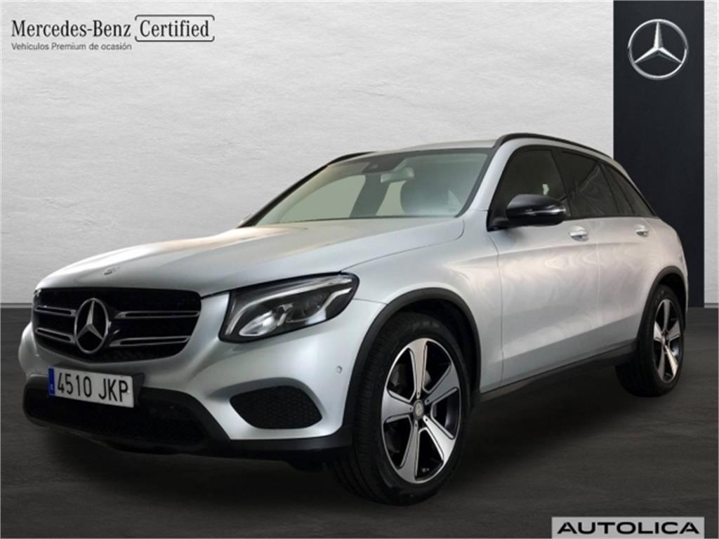 Mercedes-Benz Clase GLC 220 d 4MATIC Exclusive