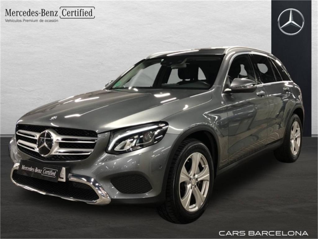 Mercedes-Benz Clase GLC 220 d 4MATIC