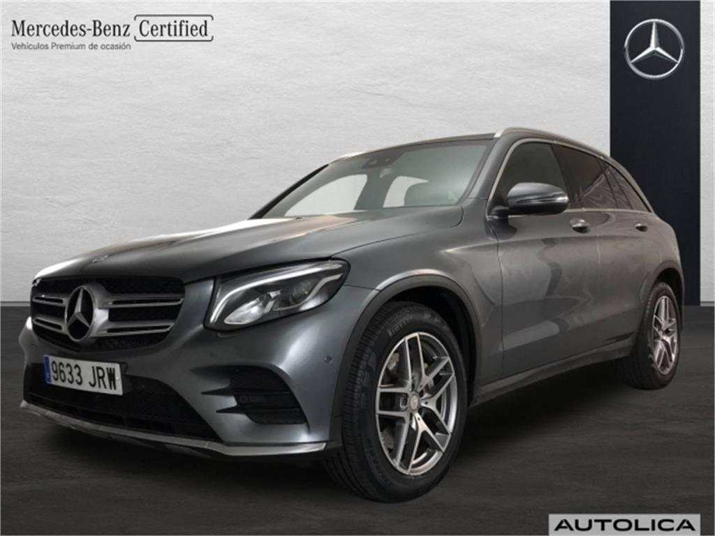 Mercedes-Benz Clase GLC 220 d 4Matic AMG Line