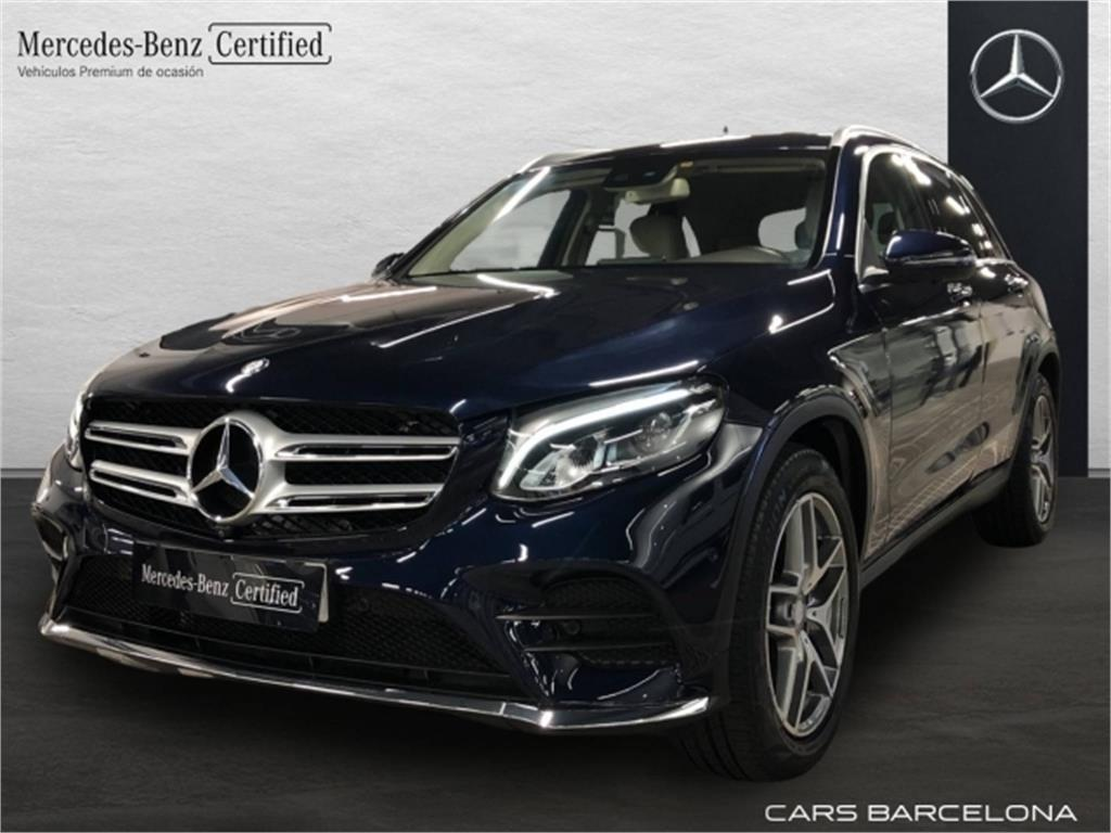 Mercedes-Benz Clase GLC 250 d 4MATIC