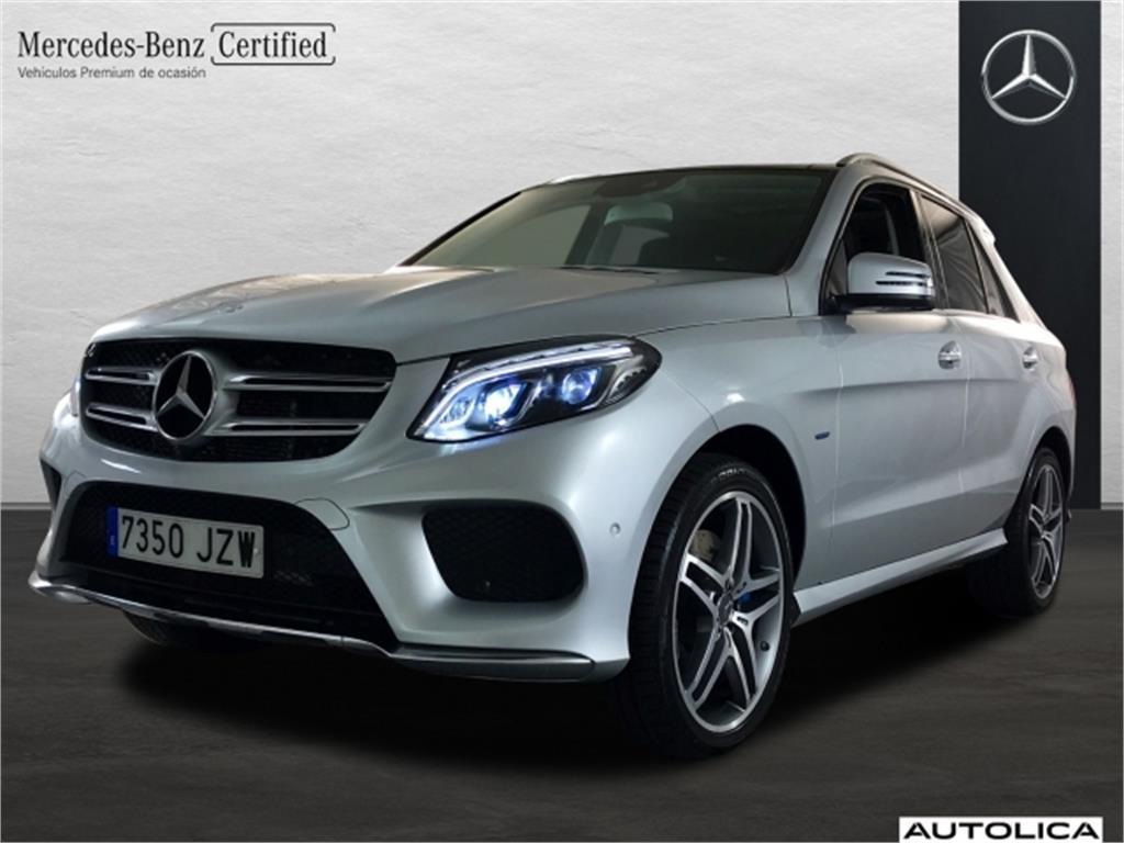 Mercedes-Benz Clase GLE 500 e 4Matic