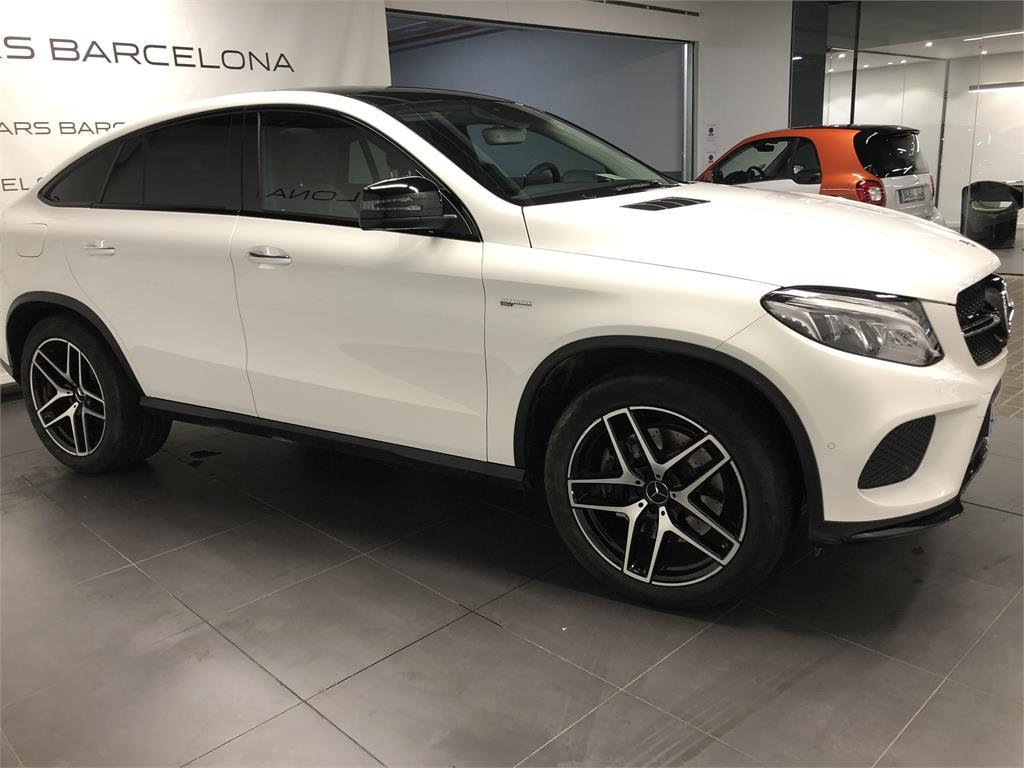 Mercedes-Benz Clase GLE Coupé 43 AMG 4Matic Aut.