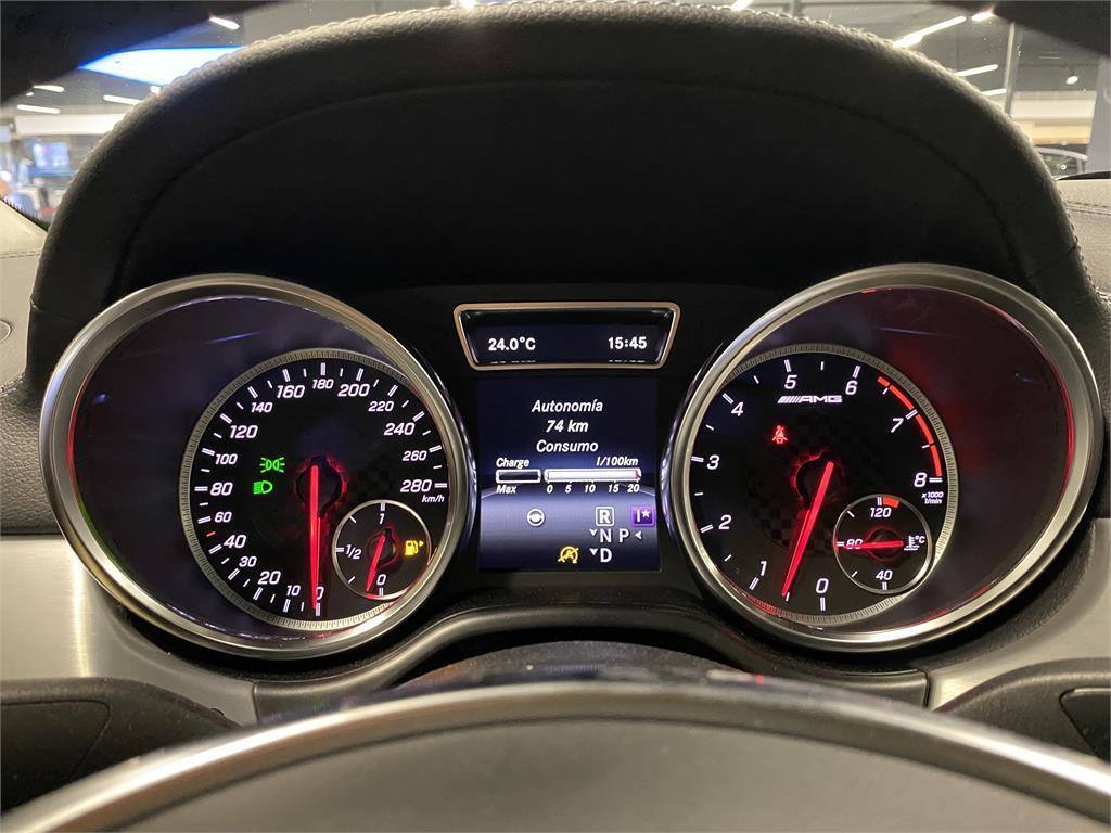 Mercedes-Benz Clase GLE Coupé 43 AMG 4Matic Aut.