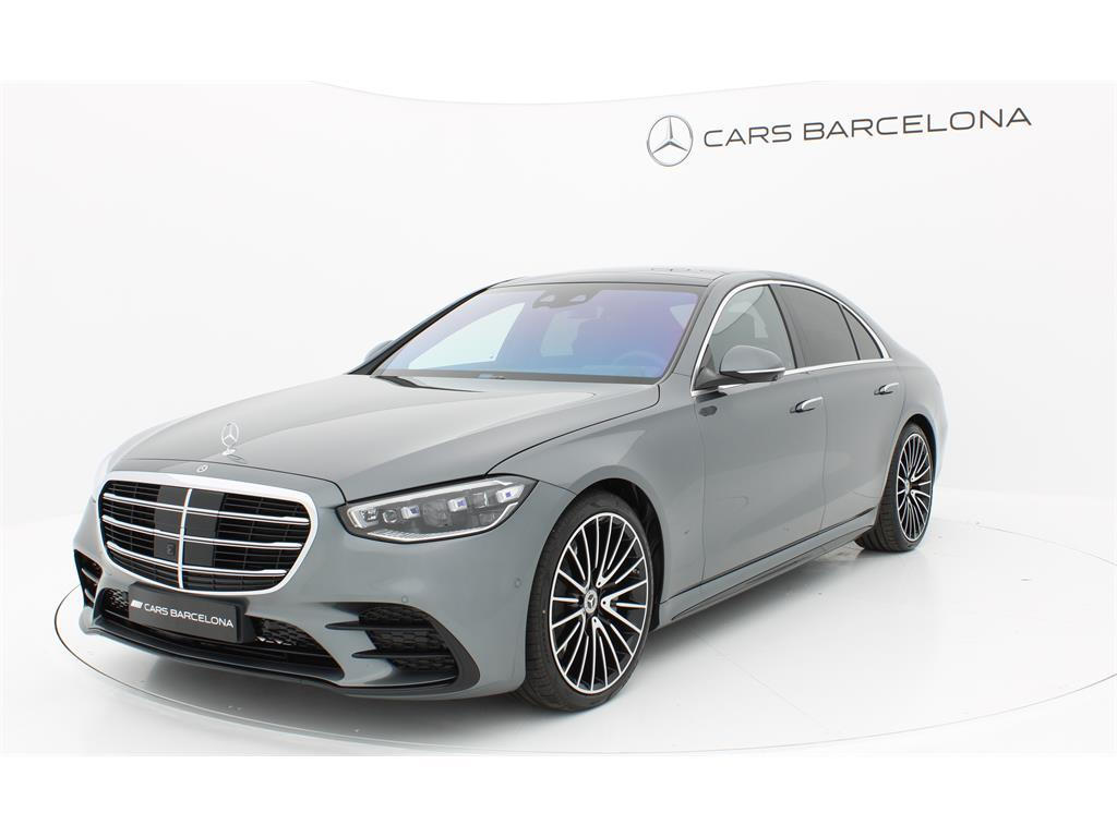 Mercedes-Benz Clase S 500 4MATIC EQ Boost Corto