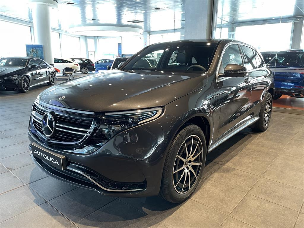 Mercedes-Benz EQC EQC 400 4MATIC