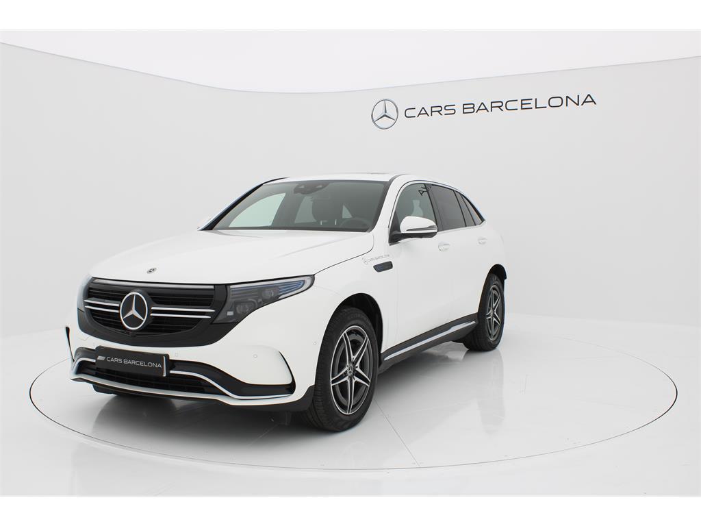 Mercedes-Benz EQC EQC 400 4MATIC