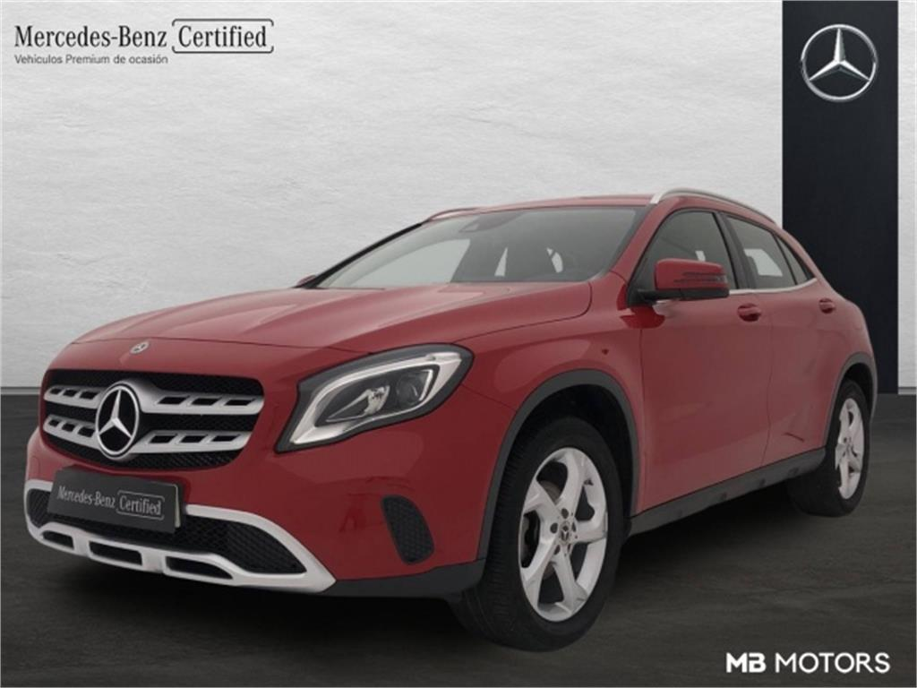 Mercedes-Benz GLA GLA 180