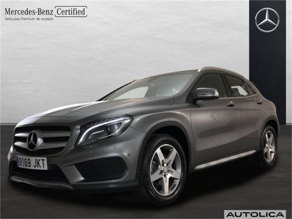 Mercedes-Benz GLA GLA 220 CDI 4Matic AMG Line