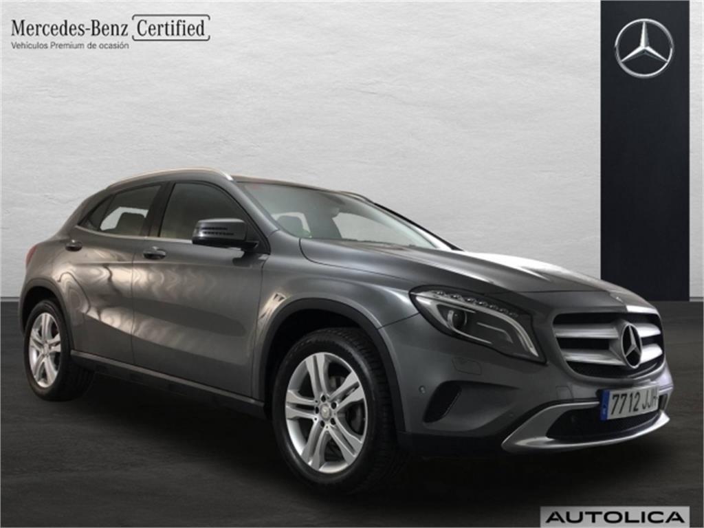 Mercedes-Benz GLA GLA 220 d 4MATIC Urban
