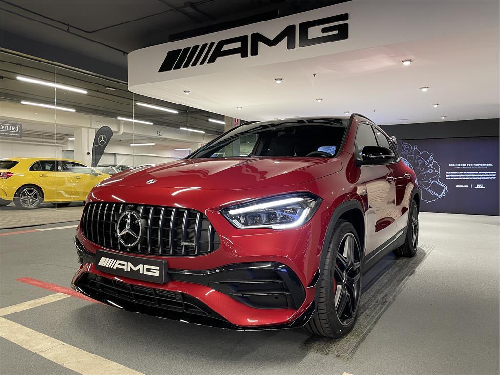 Mercedes-AMG GLA 45 S 4MATIC+-5460363