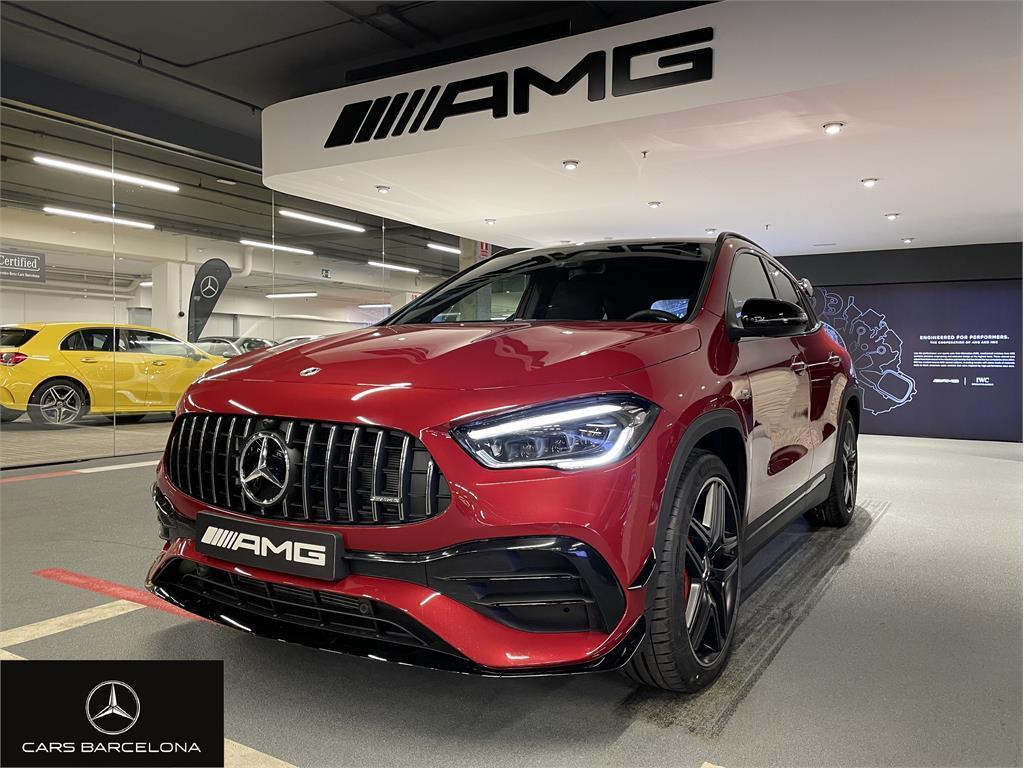 Mercedes-AMG GLA 45 S 4MATIC+-5460360