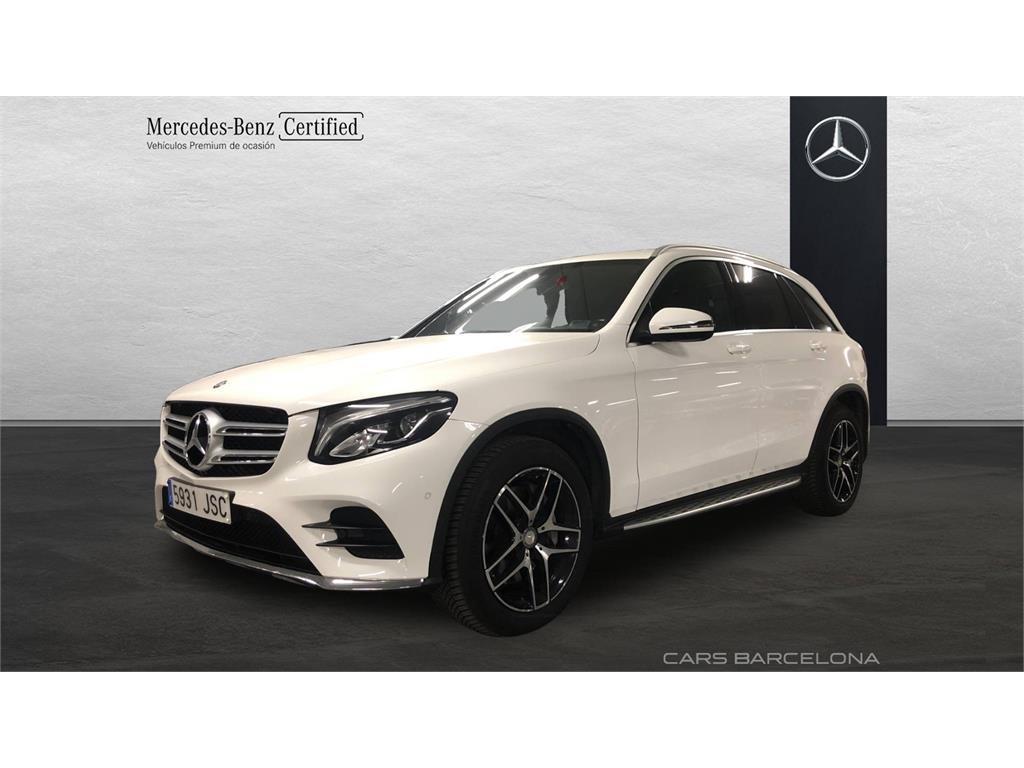 Mercedes-Benz GLC GLC 220 d 4Matic AMG Line