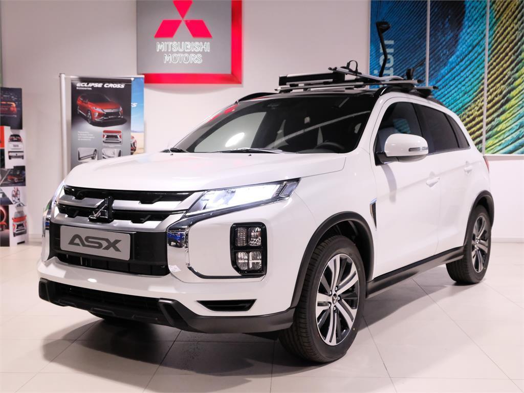 Mitsubishi ASX 200 MPI CVT Kaiteki+