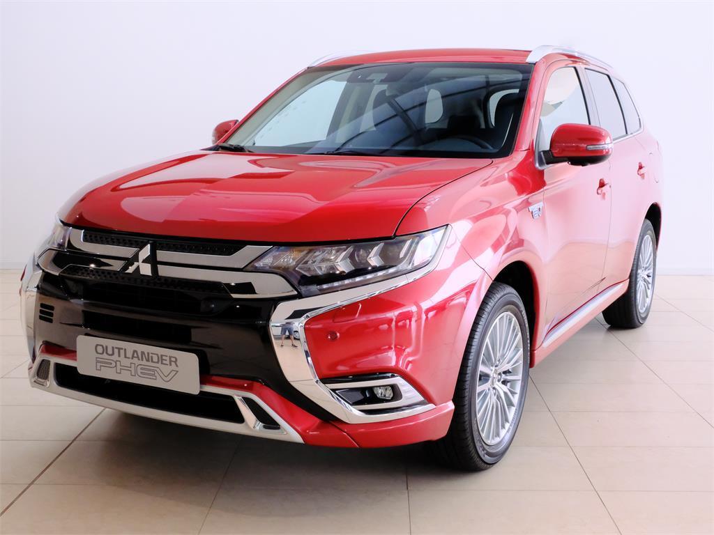 Mitsubishi Outlander 2.4 PHEV Kaiteki Auto 4WD MY19.5