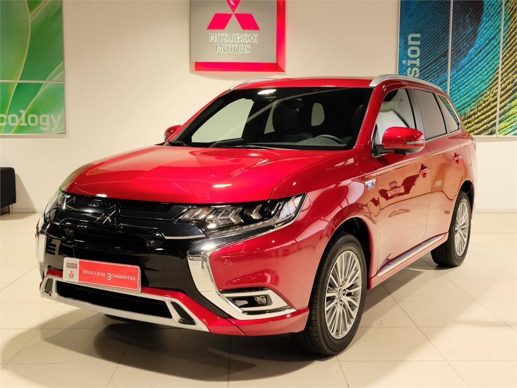 Mitsubishi Outlander 2.4 PHEV Kaiteki+ Auto 4WD