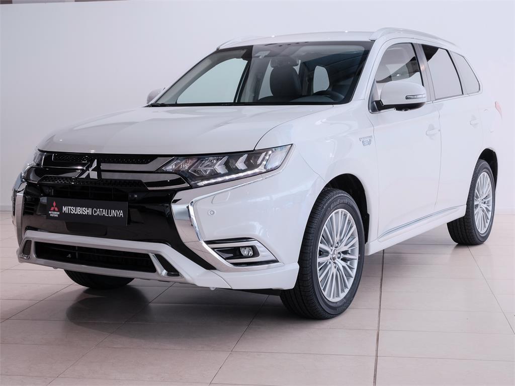 Mitsubishi Outlander 2.4 PHEV Motion Auto 4WD