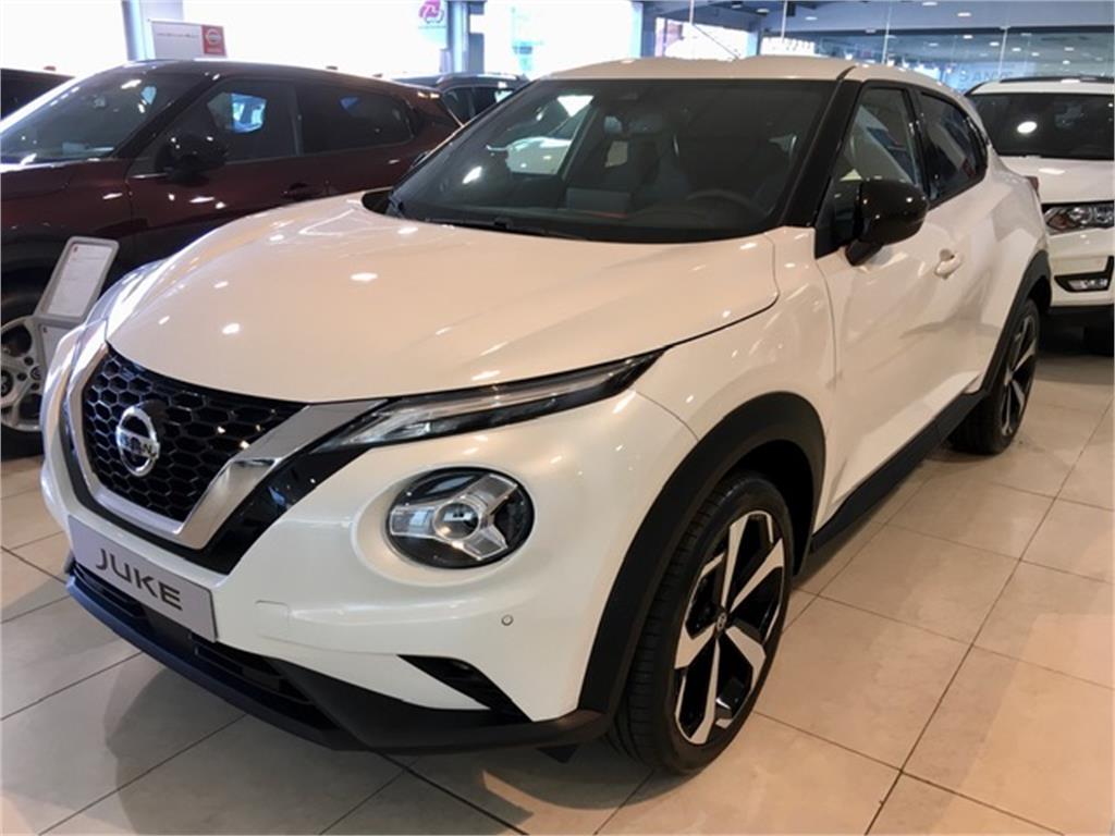 Nissan Juke DIG-T 86 kW (117 CV) 6 M/T TEKNA
