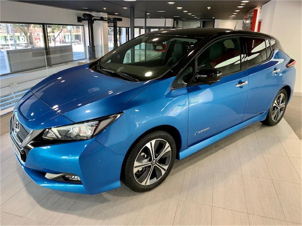 Nissan Leaf 40kWh Tekna ProPilot Park