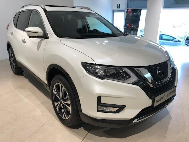 Nissan X-Trail 1.7 dCi N-Connecta 4x4-i