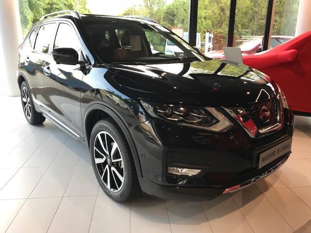 Nissan X-Trail 1.7 dCi Tekna 4x2 XTronic
