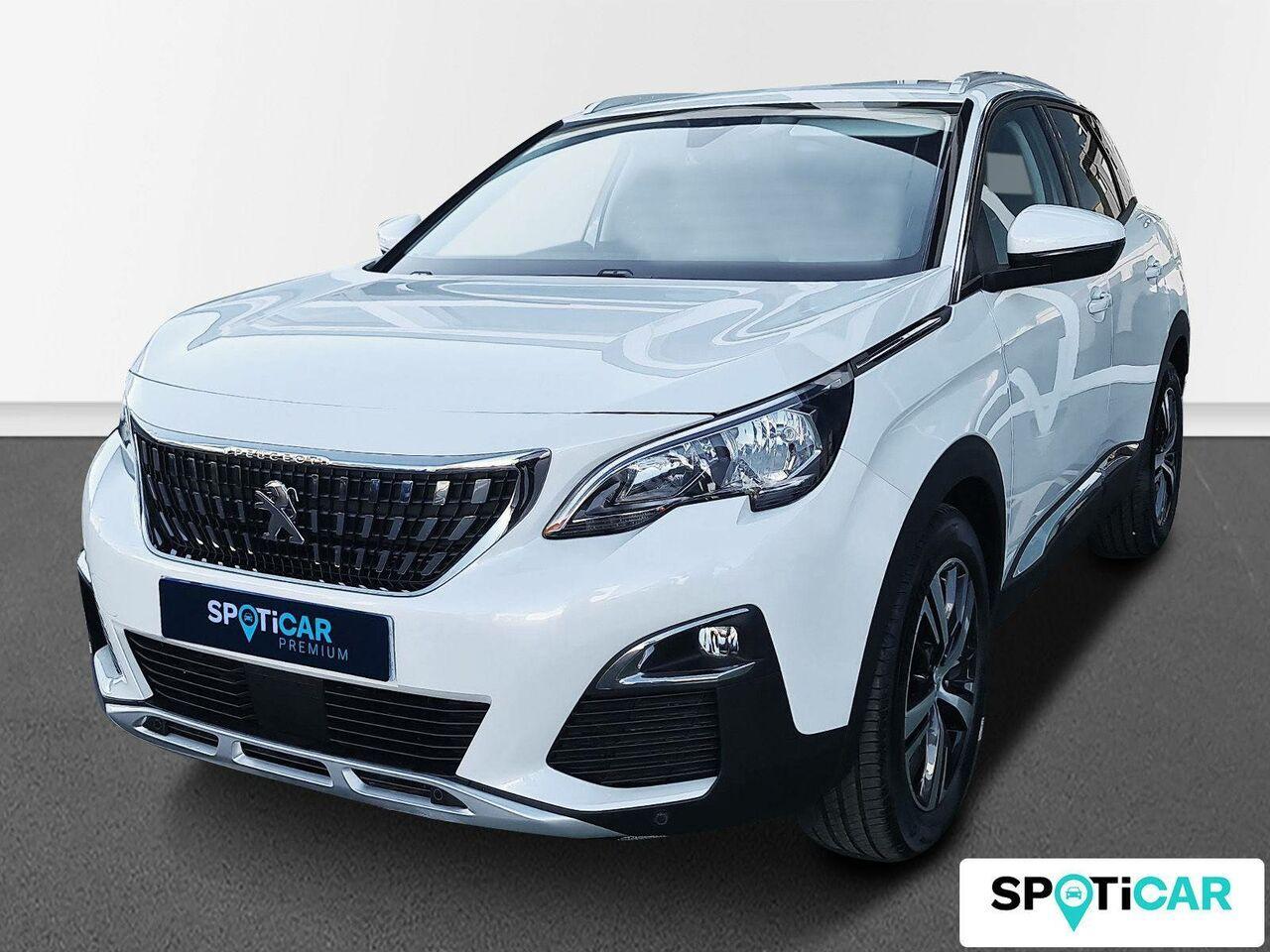 Peugeot 3008 1.6BLUEHDI 88KW (120CV) ALLURE S&S Allure