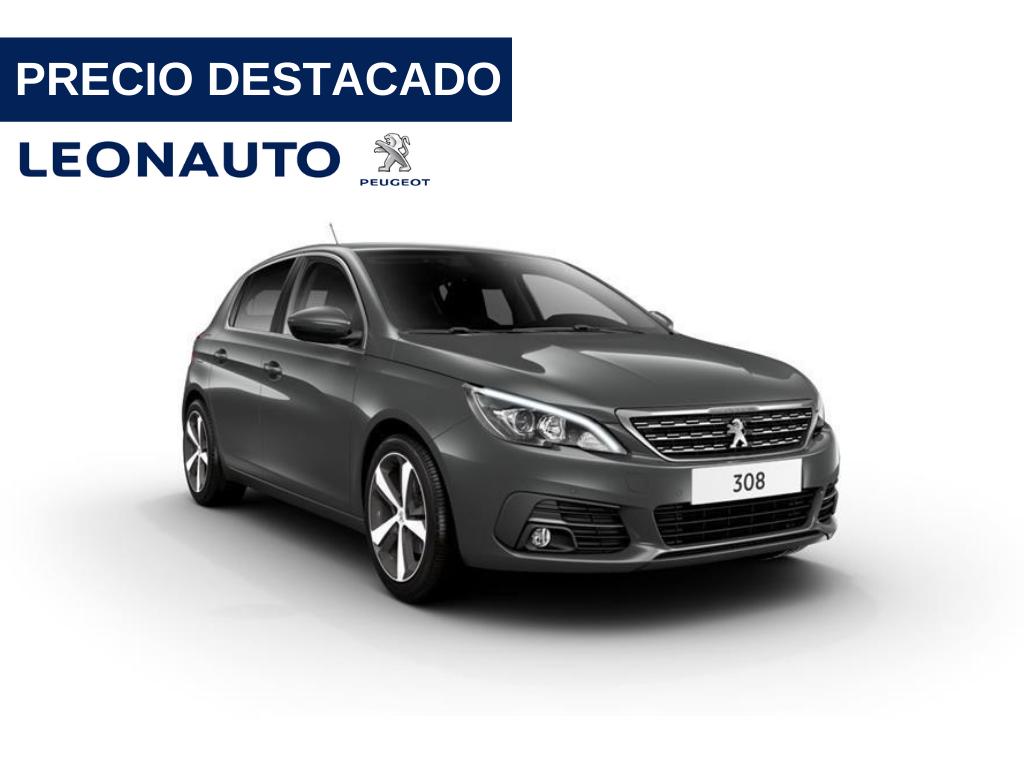 Peugeot 308 5p Allure BlueHDI 130 S&S 6 Vel. MAN