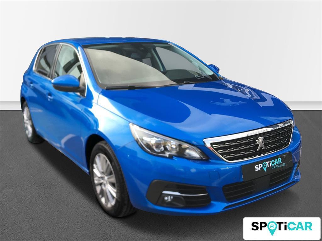 Peugeot 308 5p Allure Pack BlueHDI 130 S&S EAT8