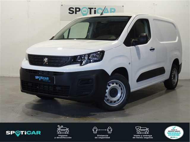 Peugeot Partner Pro Long 1000kg BlueHDi 73kW