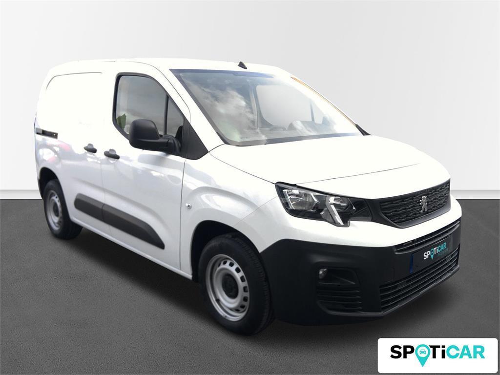 Peugeot Partner Pro Standard 600kg BlueHDi 55kW