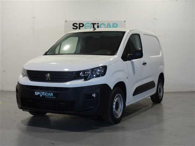 Peugeot Partner Pro Standard 600kg BlueHDi 73kW