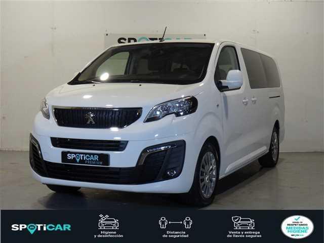 Peugeot Traveller Active BlueHDi 110KW (150CV) Long